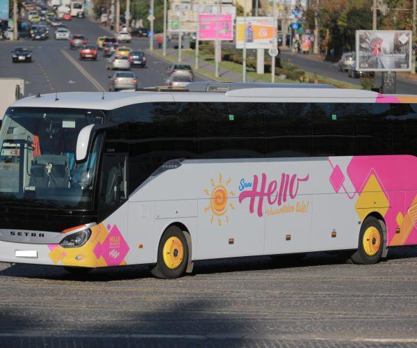 autocar SETRA S 516 HD 3
