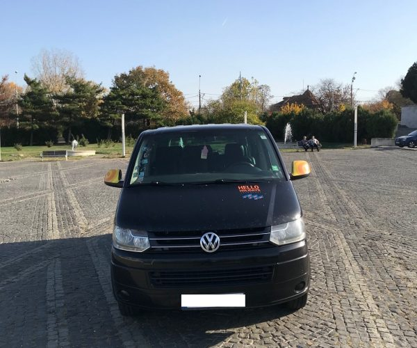 Microbuz Volkswagen Caravelle T5