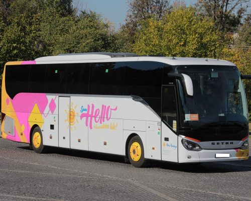 autocar SETRA S 516 HD1 1